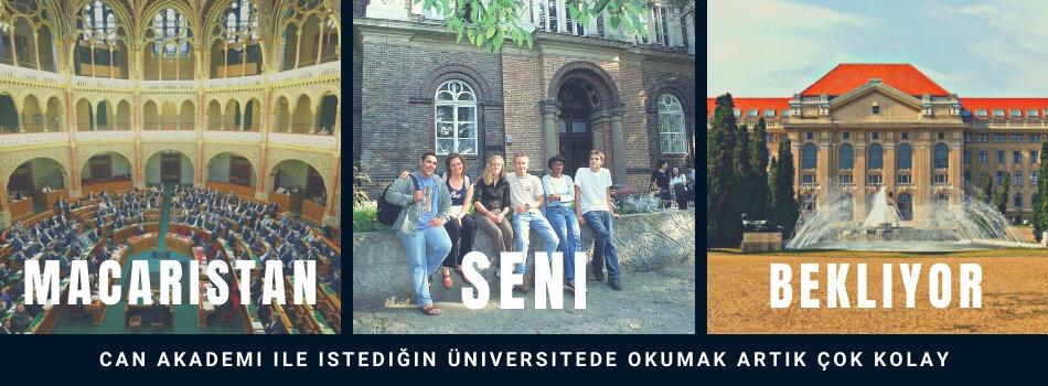 Macaristan Üniversiteleri Seni Bekliyor