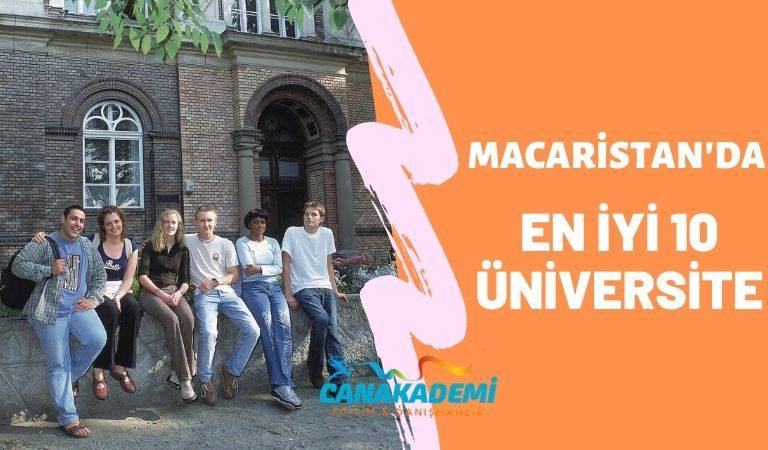 Macaristan'da En İyi Üniversiteler