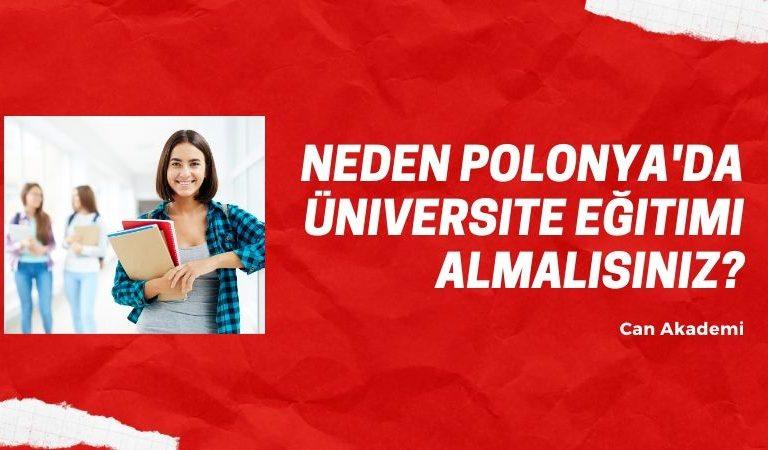 Polonya'da Eğitim Almak İçin Gerekli Bilgiler
