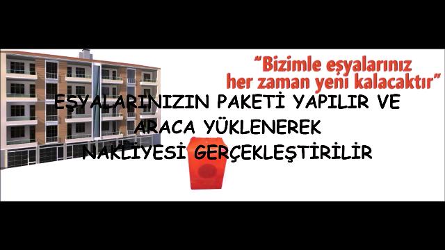 Trabzon Asansörlü Evden Eve Nakliyat