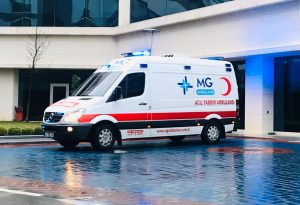 kurfalı özel ambulans