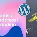 Wordpress hızlandırma eklentisiz