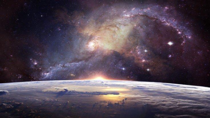 Evren Sanılandan Hızlı Genişliyor Hubble Gerginliği Sırrı