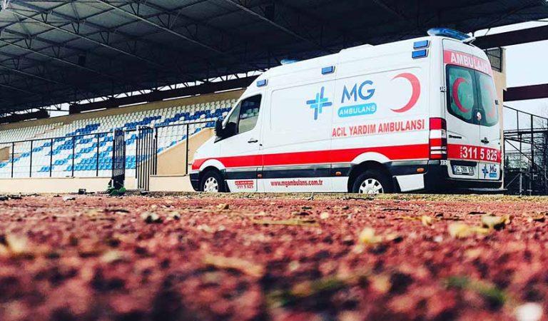 Moda Özel Ambulans
