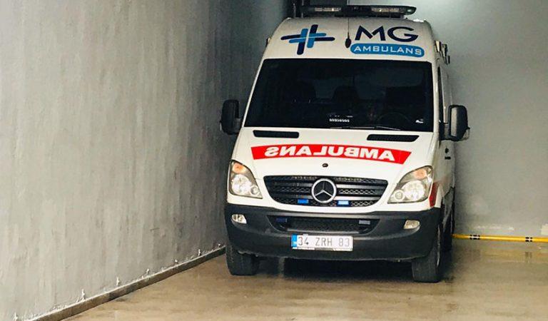 Küçükyalı Özel Ambulans