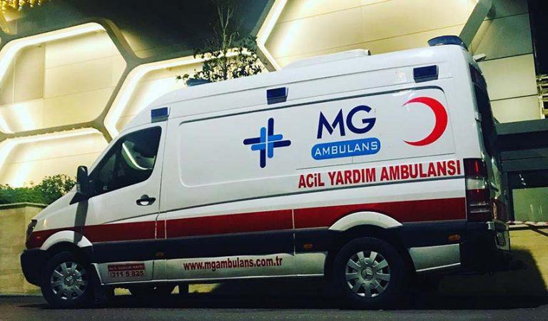 Özel Ambulans Hizmetleri – MG Ambulans