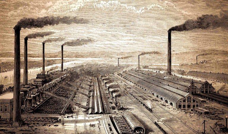 Dördüncü Sanayi Devrimi'nin (Endüstri 4.0) Ulusal Güvenliğe Etkisi