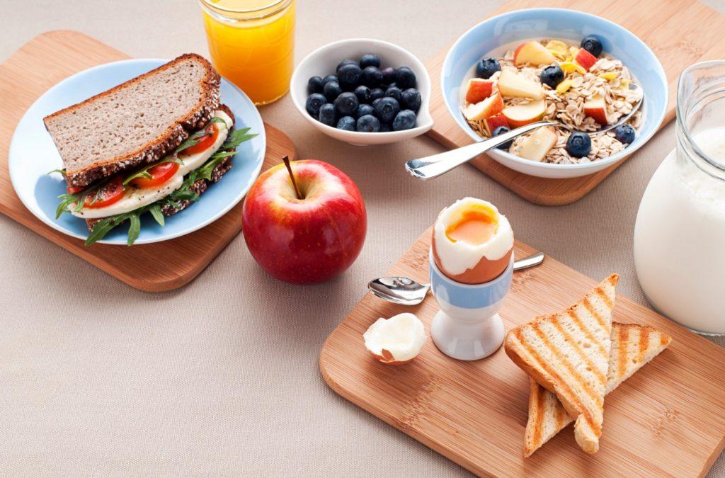 sağlıklı yiyecekler-kahvaltı