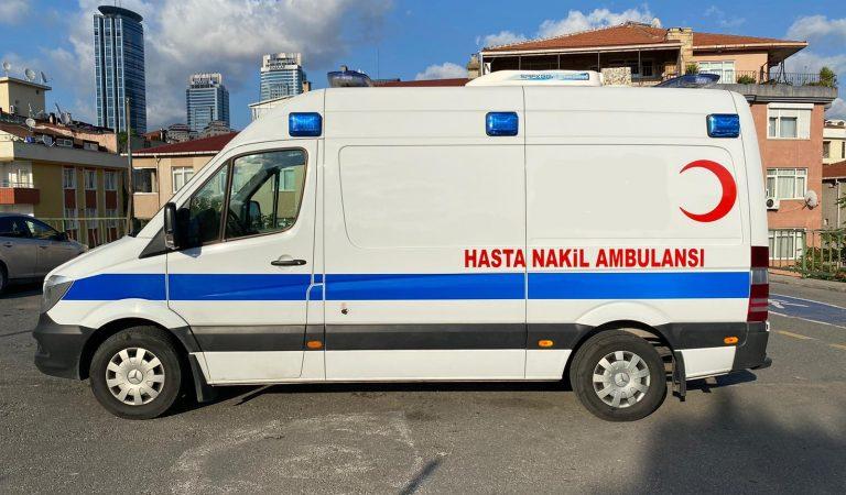 Gümüşpınar özel ambulans hizmetleri