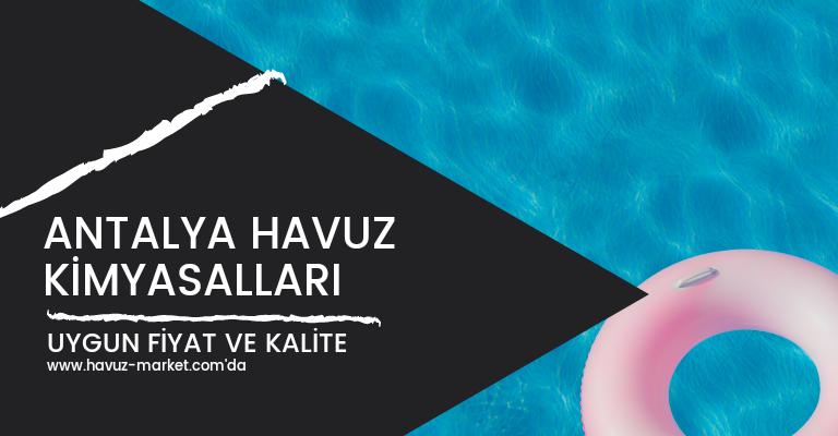 Antalya Havuz Kimyasalları, Kaliteli, Uygun Fiyatlı