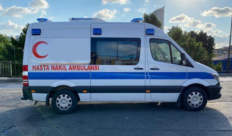 Esenyalı Özel Ambulans