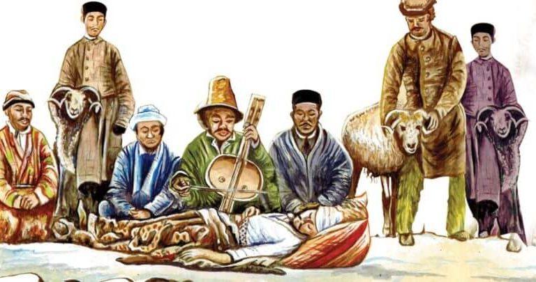 Eski Türklerde Müzik