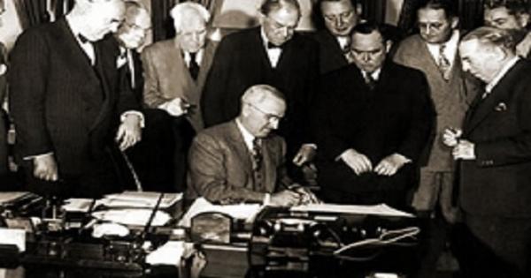 Marshall Planı ve Türkiye'de ki Sonuçları (Marshall Yardımı 1947)