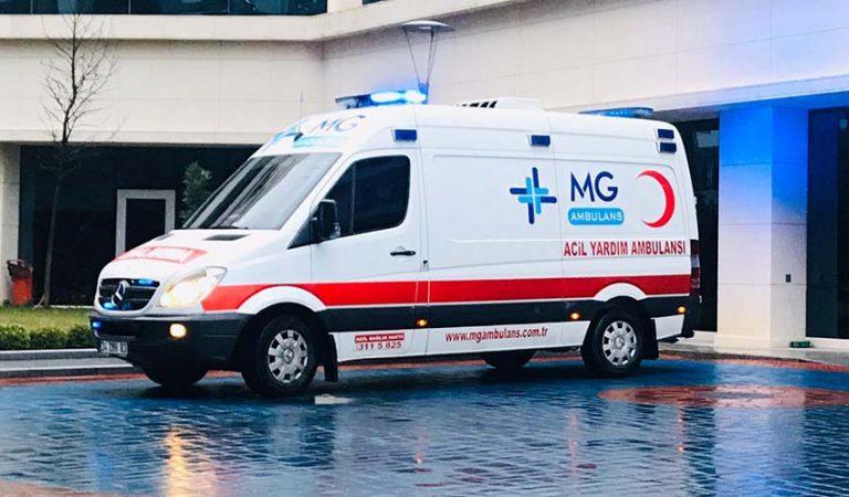 Hastal Özel Ambulans