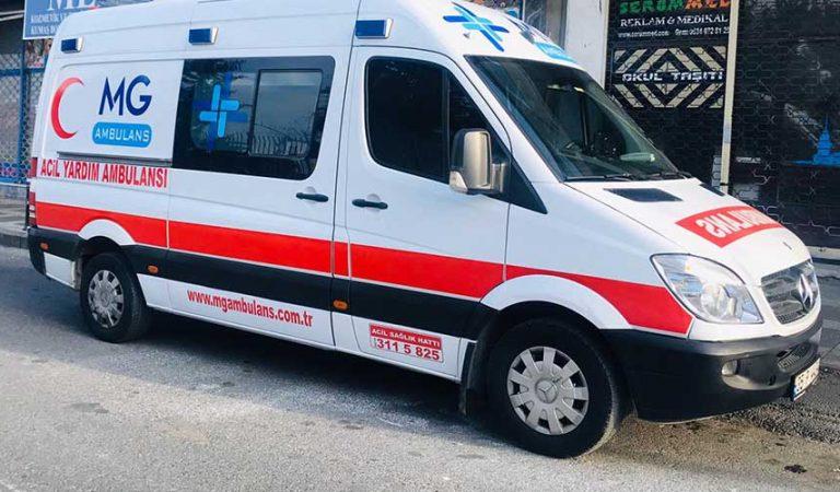 Mecidiye Özel Ambulans