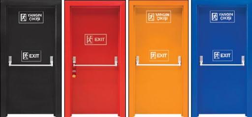 Sertifikalı Yangın Kapıları – Yıldızdoor Çelik Kapı Tasarımları Montaj ve Satış