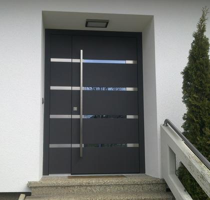 Villa Kapıları – Yıldızdoor Çelik Kapı Tasarımları Montaj ve Satış